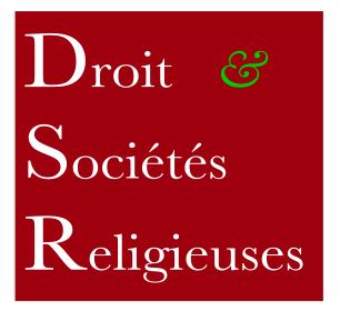 Droit & Sociétés Religieuses